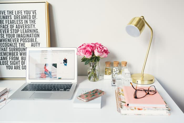Stock up on blogging essentials