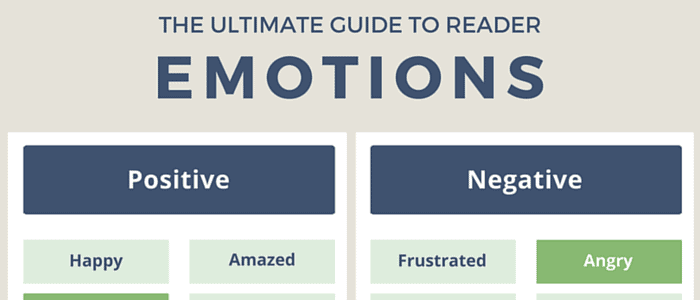 Preview: The Ultimate Guide to Reader Emotions